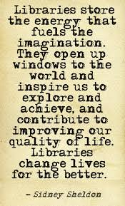 quotes best books libraries store the energy that fuels the imagination they open