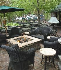 Patio And Firepit by Patio Fire Pits At Twin Cities Restaurants Perfect For Early Spring