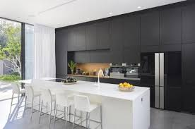 black kitchen cabinets nz all that matters the new finish kitchen express