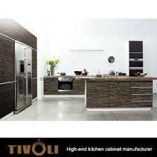 Kinds Of Kitchen Cabinets China Solid Wood Veneer Types Of Kitchen Cabinets Tivo 0190v