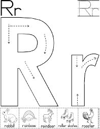 best ideas of letter r worksheets with additional job summary