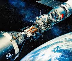 37 best apollo soyuz test project images on pinterest space