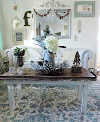 winter decor for the living room what meegan makes