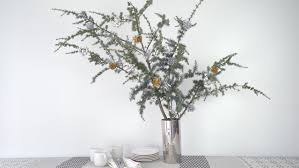 small tree decorating tips real simple
