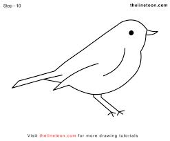 how to draw a bird for kids kids printable draw some birds 2