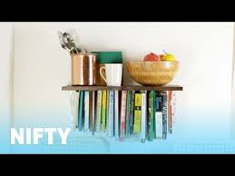 bookcases for bedrooms photo yvotube com upside down optical illusion bookshelf youtube glue glitter