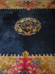 Nichols Chinese Rugs Art Deco Rugs Ebay Authentic Tufenkian Tibetan Hand Knotted Area