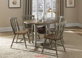 al fresco round drop leaf leg dining table by liberty home notify me