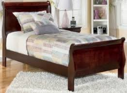 Full Size Sleigh Bed King Wood Bed King Storage Beds