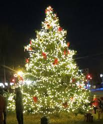 tree lighting friday december 1 special events of