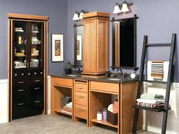 Bathroom Base Cabinets Counter Height Bathroom Vanities Standard Bathroom Vanity Height