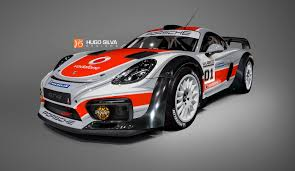 porsche rally car wouldn u0027t it be awesome if porsche built this cayman gt4 for the wrc