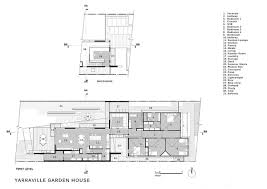 Garden Floor Plan by Gorgeous Garden House In Melbourne Enchants With Green Goodness