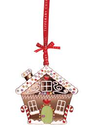 tipperary crystal sparkle gingerbread house ornament blarney