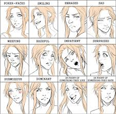 Facial Meme - comm geheim expression meme by noiry on deviantart