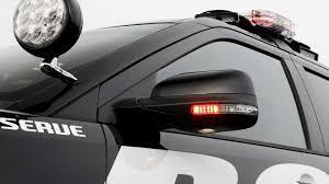 Ford Explorer Accessories - ford explorer police interceptor utility vehicle revealed