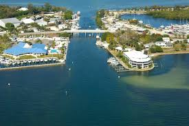Palmetto Florida Map by Manatee River Terra Ceia Bay Inlet In Palmetto Fl United States