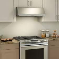 Modern Kitchen Range Hoods - kitchen design oak kitchen cabinets with broan power module range