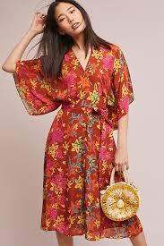 tambourine kimono dress anthropologie
