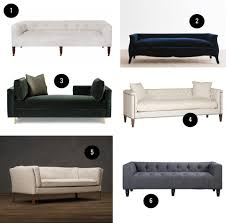 Low Back Sofa Obsessed With Lounging Sofas U2014 Self Styled