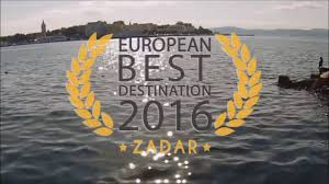 zadar european best destination 2016