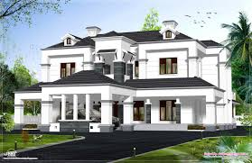 Model House Plans India Style House Designs Kerala Home Design Floor Plans House