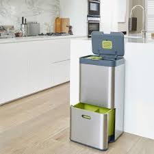 doppel mülleimer küche rotho kompost eimer greenline bio mülleimer für die küche mit
