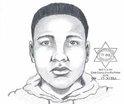 sketch released of suspect who sexually assaulted elderly woman in