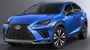 lexus nx hybrid us news 2018 lexus nx 300 f sport youtube