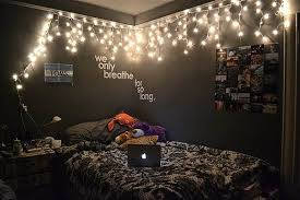 how to hang christmas lights in bedroom 3296