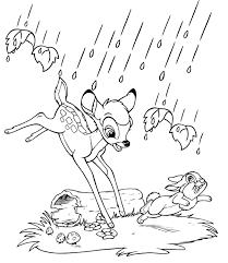 rainy season coloring