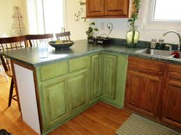 Chalk Painted Kitchen Cabinets  Inside Design Decorating - Painting kitchen cabinets with black chalk paint