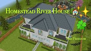 freeplay homestead river house 2 original house design