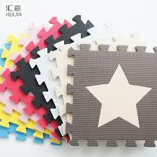 tappeti ad incastro schiuma tappetino tappeti e moquette 10 pz ad incastro puzzle