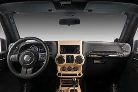 new jeep wrangler interior vilner treats jeep wrangler to a little bit of luxury