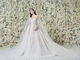 wedding dress designers the 10 best arab wedding dress designers savoir flair