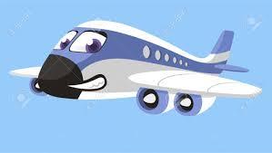 imagenes animadas de aviones dibujos animados avión aviones boeing airbus avión ilustraciones