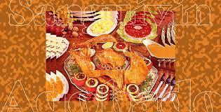 thanksgiving dinner playlist