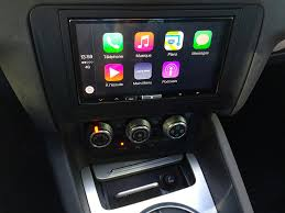 vwvortex com installing alpine ilx 007 carplay head unit into