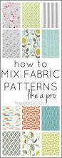 Home Decor Sewing Projects by This Post Is The Best Description Of How To Choose Fabrics For