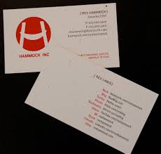 business card social network i decided to have some links u2026 flickr