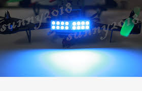 rc flying 5w bright led lights for quadcopter multirotor