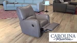 Palliser Palliser Furniture Colt Recliner At Carolina Rustica Youtube