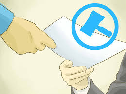 How To Write A Legal Complaint Letter by How To Answer A Legal Complaint With Pictures Wikihow