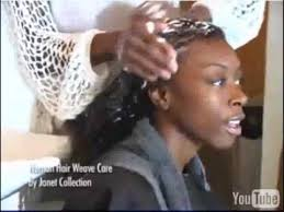 wet and wavy sew in hair care how to care for wet wavy hair youtube