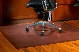 innovative hardwood floor chair mat with office chair mat made