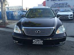 lexus santa monica used used 2005 lexus ls 430 at payless auto sales