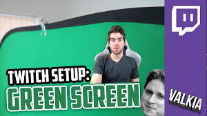 lighting for twitch streaming twitch advice green screen lighting stand solution