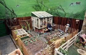 barton spent 15 years creating amazing miniature