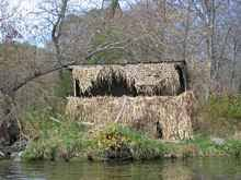 How To Make A Duck Blind Duckworks Fall Colors Run With The Antique Outboard Motor Collectors
